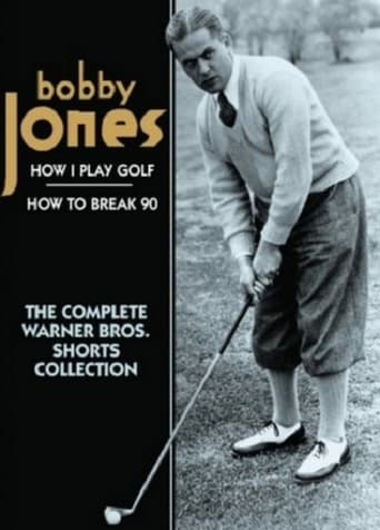 Poster of How I Play Golf by Bobby Jones No. 11: Practice Shots