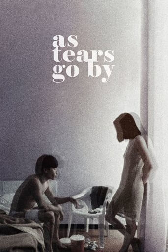 Poster of As Tears Go By