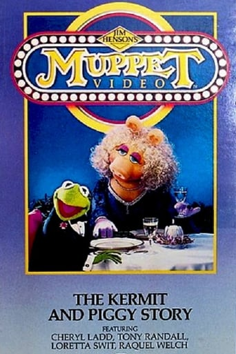 Poster of Muppet Video: The Kermit and Piggy Story