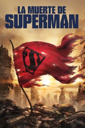 Poster of La muerte de Superman