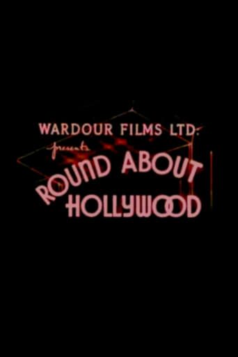 Poster of Round About Hollywood