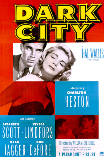 Poster of Dark City