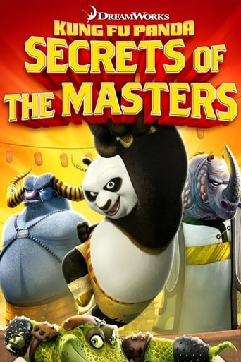 Poster of Kung Fu Panda: Secrets of the Masters