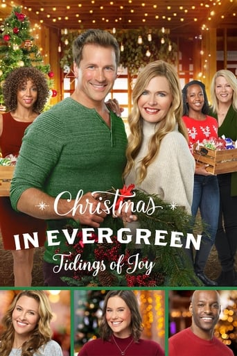 Poster of Christmas In Evergreen: Tidings of Joy