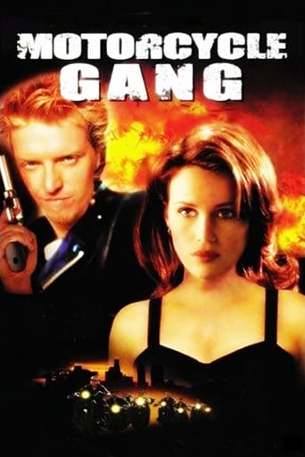 Poster of Motorcycle Gang