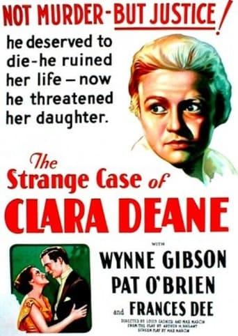 The Strange Case of Clara Deane