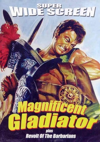 Poster of The Magnificent Gladiator