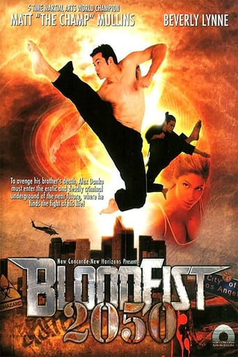 Poster of Bloodfist 2050