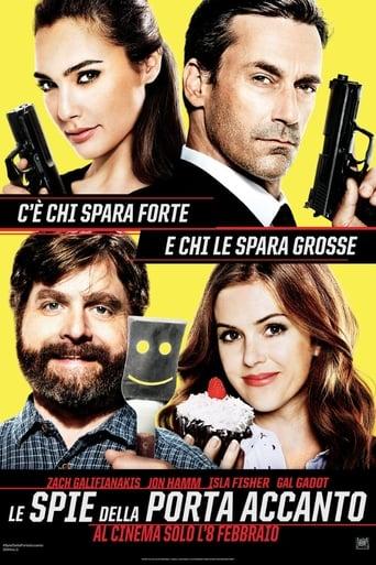 Poster of Le spie della porta accanto