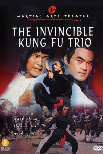 Watch The Invincible Kung Fu Trio Free Online Solarmovies