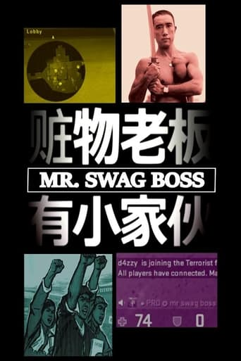 Toy Guns and the Mystery of Mr. Swag Boss