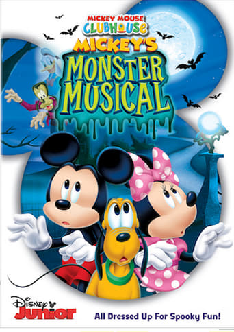 Mickey's Monster Musical - Poster