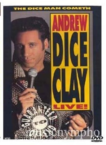 Poster of Andrew Dice Clay: The Diceman Cometh