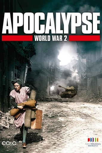 Apocalypse: The Second World War Poster
