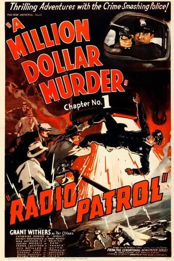 Poster of Radio Patrol