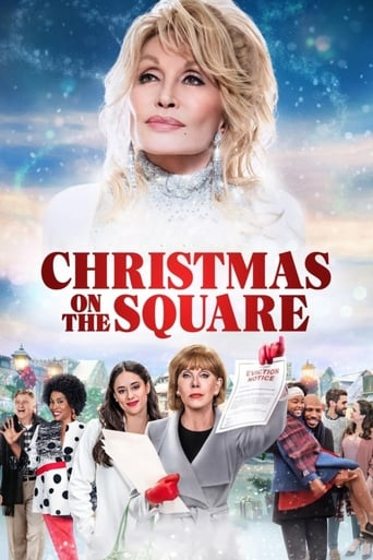 Poster Dolly Parton's Christmas on the Square