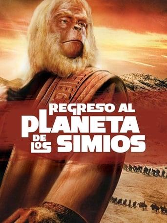 Poster of Regreso al planeta de los simios