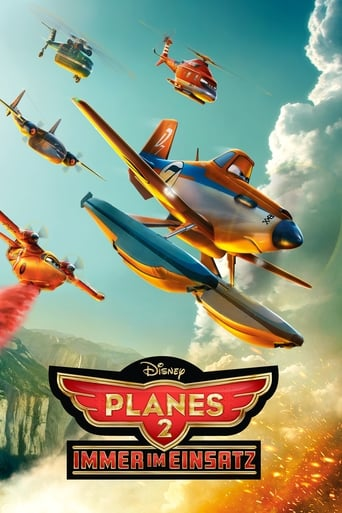 Planes 2 - Immer im Einsatz - Animation / 2014 / ab 0 Jahre