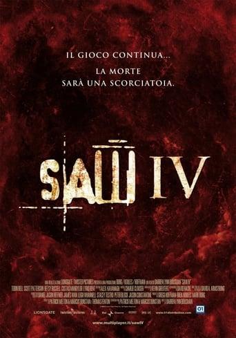 Saw IV - Il gioco continua Scott Patterson  - Agent Strahm