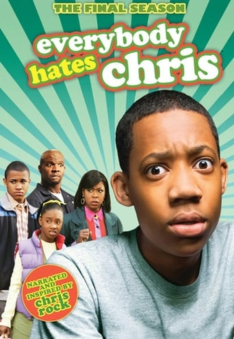 Todo Mundo Odeia o Chris 4ª Temporada Torrent (2009) Dublado / Dual Áudio BluRay 720p   1080p – Download