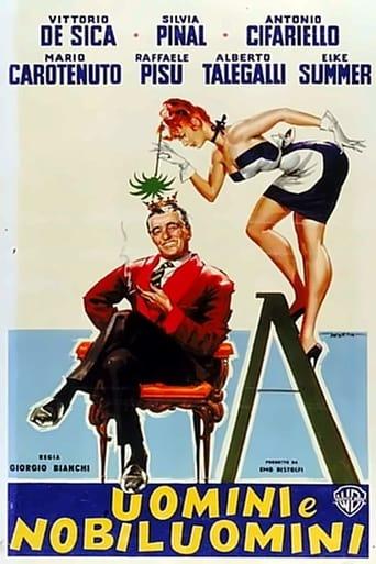 Poster of Uomini e nobiluomini