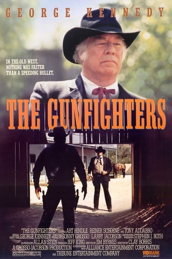 Poster of The Gunfighters