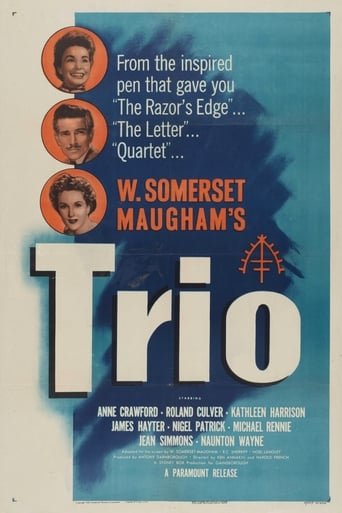 Trio Movie Poster