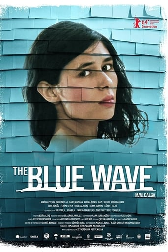 Poster of The Blue Wave