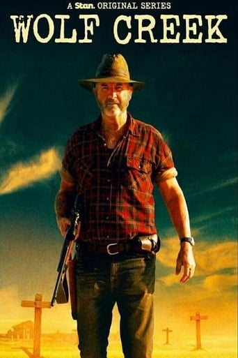 Wolf Creek 1ª Temporada Completa (2016) Legendado 5.1 BluRay 720p | 1080p – Torrent Download