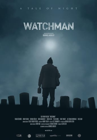 Watchman Movie Poster