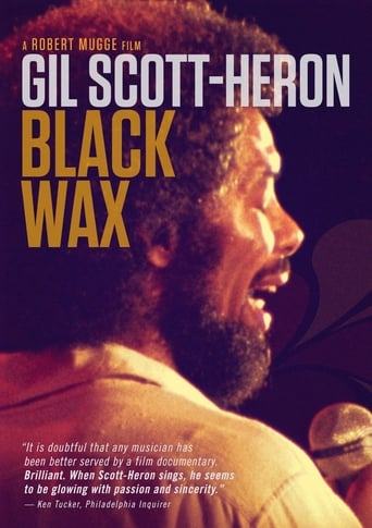 Poster of Black Wax