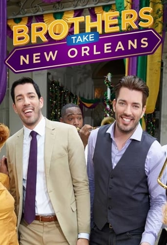 Poster of Brothers Take New Orleans