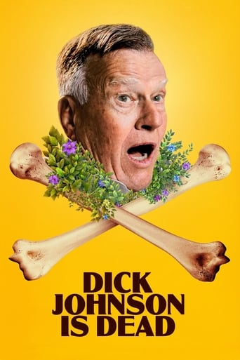 As Mortes de Dick Johnson - Poster