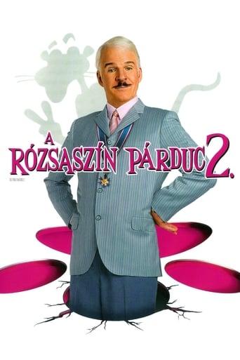 A rózsaszín párduc 2.