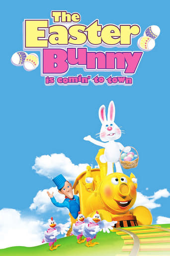 Poster of The Easter Bunny Is Comin' to Town