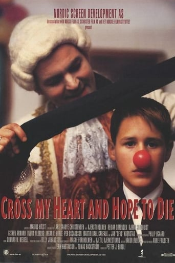 Poster of Cross My Heart and Hope to Die