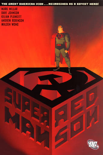 Poster of Superman: Red Son