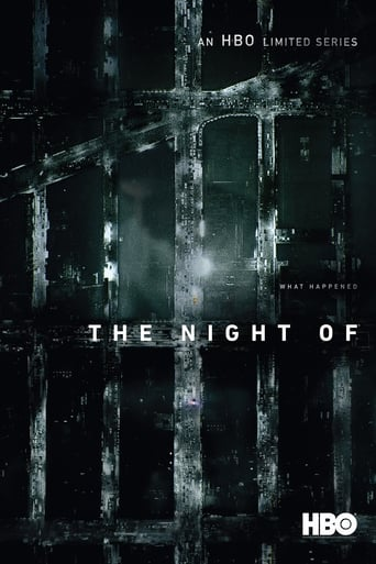 Capitulos de: The Night Of