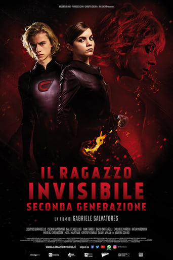 Poster of The Invisible Boy: Second Generation