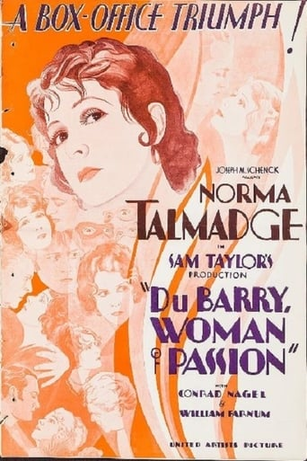 Poster of Du Barry, Woman of Passion
