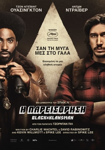 BlacKkKlansman - Tainies OnLine | Greek Subs