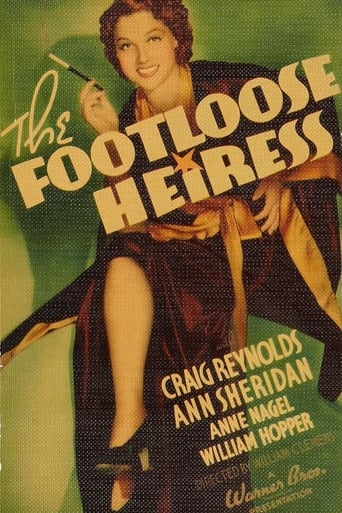 Poster of The Footloose Heiress