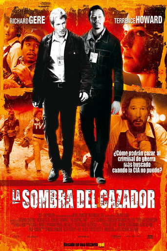 Poster of La sombra del cazador