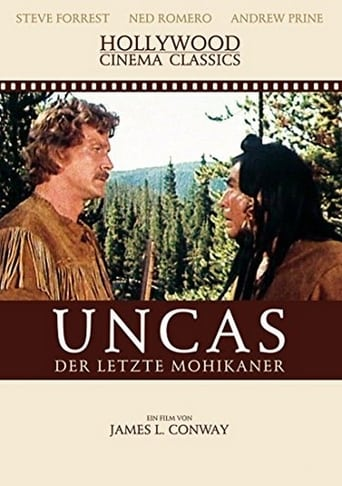 Poster of Last Of The Mohicans