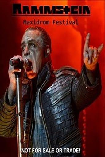 Poster of Rammstein - Maxidrom Festival 2016