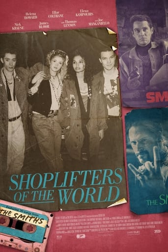 Poster Shoplifters of the World