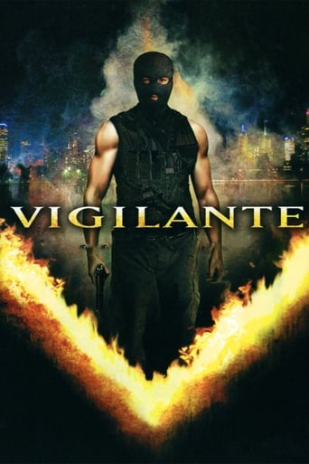 Poster of Vigilante