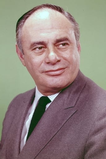 Martin Balsam alias Judge
