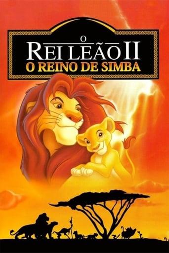 O Rei Leão 2: O Reino de Simba - Poster