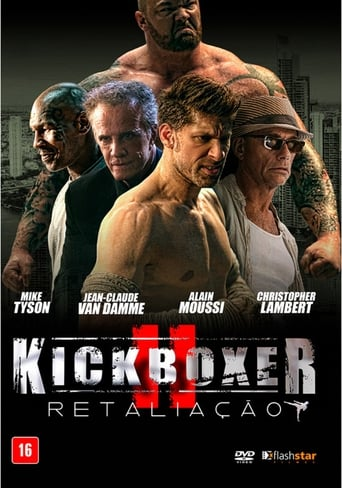 Download Legenda de Kickboxer: Retaliation (2018)